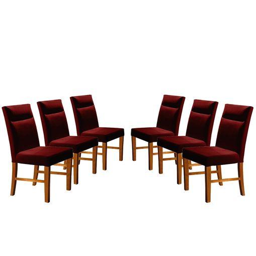 Kit-6-Cadeiras-de-Jantar-Estofada-Bordo-em-Veludo-Yastik