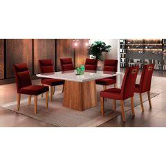 Kit-6-Cadeiras-de-Jantar-Estofada-Bordo-em-Veludo-Yastik---Ambiente