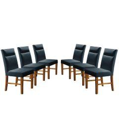 Kit-6-Cadeiras-de-Jantar-Estofada-Azul-em-Veludo-Yastik