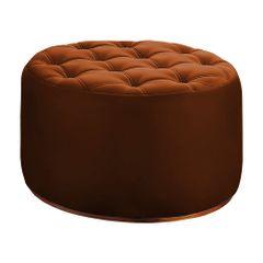 Puff-Decorativo-Ocre-em-Veludo-63cm-Bulut