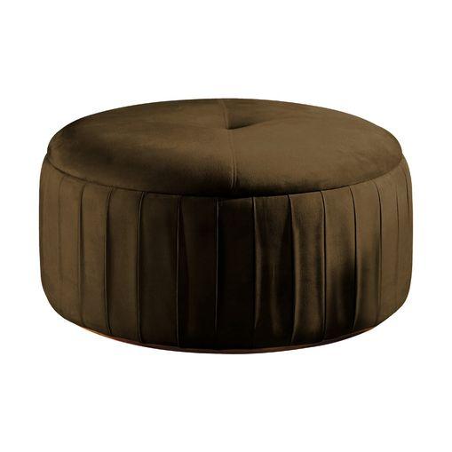 Puff-Decorativo-Marrom-em-Veludo-82cm-Daire