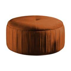 Puff-Decorativo-Ocre-em-Veludo-82cm-Daire