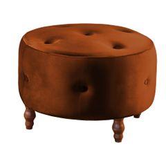 Puff-Decorativo-Ocre-em-Veludo-63cm-Klasik