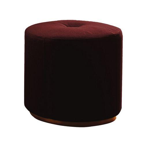 Puff-Decorativo-Bordo-em-Veludo-50cm-Konfor