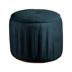 Puff-Decorativo-Azul-em-Veludo-50cm-Ust