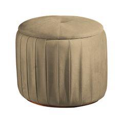Puff-Decorativo-Bege-em-Veludo-50cm-Ust