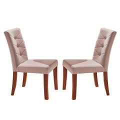 Kit-2-Cadeiras-de-Jantar-Estofada-Rose-em-Veludo-Sirt