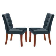 Kit-2-Cadeiras-de-Jantar-Estofada-Azul-em-Veludo-Sirt