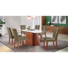 Kit-4-Cadeiras-de-Jantar-Estofada-Fendi-em-Veludo-Sirt---Ambiente