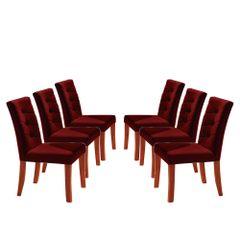 Kit-6-Cadeiras-de-Jantar-Estofada-Bordo-em-Veludo-Sirt