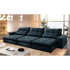 Sofa-Retratil-e-Reclinavel-5-Lugares-Azul-350m-Nouvel---Ambiente