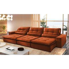 Sofa-Retratil-e-Reclinavel-6-Lugares-Ocre-380m-Nouvel---Ambiente