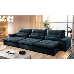 Sofa-Retratil-e-Reclinavel-6-Lugares-Azul-410m-Nouvel---Ambiente
