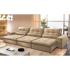 Sofa-Retratil-e-Reclinavel-6-Lugares-Bege-410m-Nouvel---Ambiente