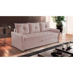 Sofa-Cama-3-Lugares-Rose-em-Veludo-213m-Bled---Ambiente