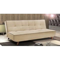 Sofa-Cama-3-Lugares-Bege-em-Veludo-189m-Rem---Ambiente