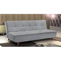 Sofa-Cama-3-Lugares-Cinza-em-Veludo-189m-Rem---Ambiente