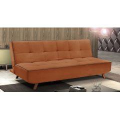 Sofa-Cama-3-Lugares-Ocre-em-Veludo-189m-Rem---Ambiente
