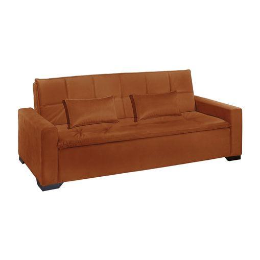 Sofa-Cama-3-Lugares-Ocre-em-Veludo-217m-Burano