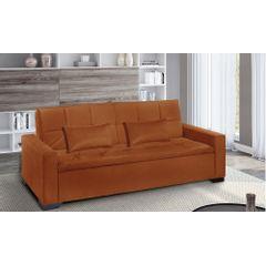 Sofa-Cama-3-Lugares-Ocre-em-Veludo-217m-Burano---Ambiente