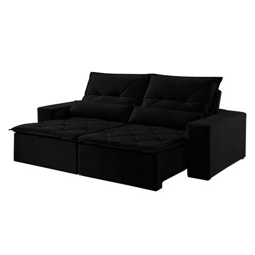Sofa-Retratil-e-Reclinavel-3-Lugares-Preto-210m-Reidy