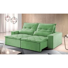 Sofa-Retratil-e-Reclinavel-3-Lugares-Verde-230m-Reidy---Ambiente