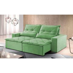 Sofa-Retratil-e-Reclinavel-4-Lugares-Verde-270m-Reidy---Ambiente