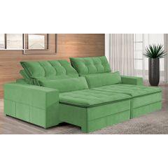 Sofa-Retratil-e-Reclinavel-4-Lugares-Verde-250m-Odile---Ambiente