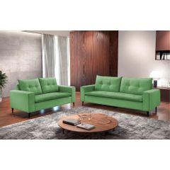 Sofa-2-Lugares-Verde-em-Veludo-156m-Meier---Ambiente