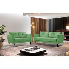 Sofa-3-Lugares-Verde-em-Veludo-189m-Bardi---Ambiente