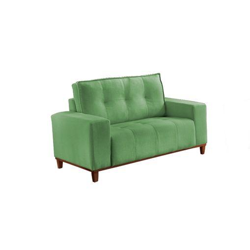 Sofa-2-Lugares-Verde-em-Veludo-140m-Duany