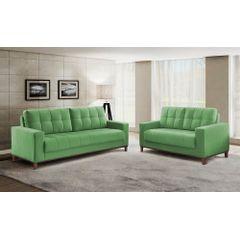 Sofa-2-Lugares-Verde-em-Veludo-157m-Lerner---Ambiente