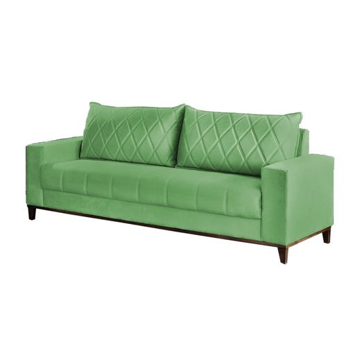 Sofa-3-Lugares-Verde-em-Veludo-217m-Etel