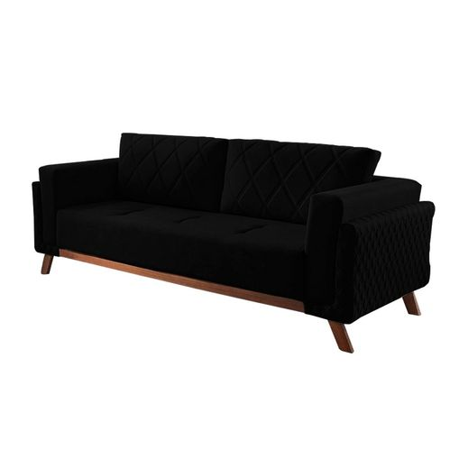 Sofa-3-Lugares-Preto-em-Veludo-207m-Eileen