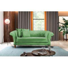 Sofa-2-Lugares-Verde-em-Veludo-180m-Rolnik---Ambiente