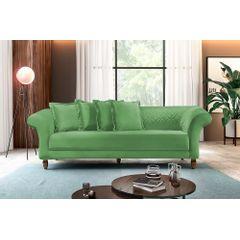 Sofa-3-Lugares-Verde-em-Veludo-240m-Rolnik---Ambiente