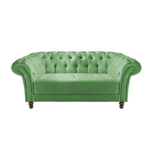 Sofa-2-Lugares-Verde-em-Veludo-184m-Zaha