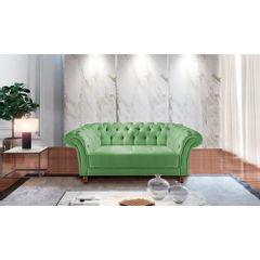 Sofa-2-Lugares-Verde-em-Veludo-184m-Zaha---Ambiente