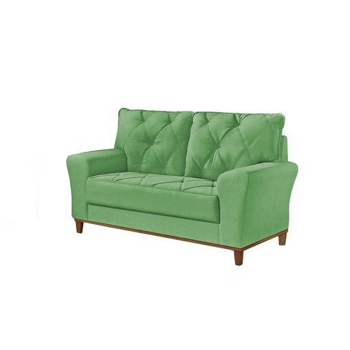 Sofa-2-Lugares-Verde-em-Veludo-154m-Deniot