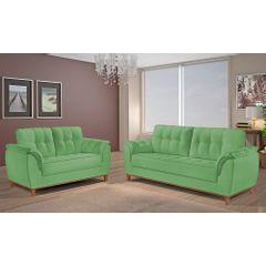 Sofa-2-Lugares-Verde-em-Veludo-157m-Boeri---Ambiente