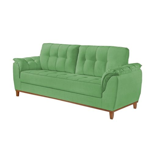 Sofa-3-Lugares-Verde-em-Veludo-207m-Boeri