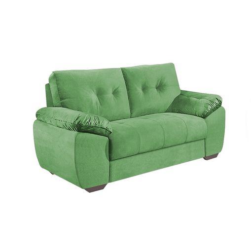 Sofa-2-Lugares-Verde-em-Veludo-162m-Mies