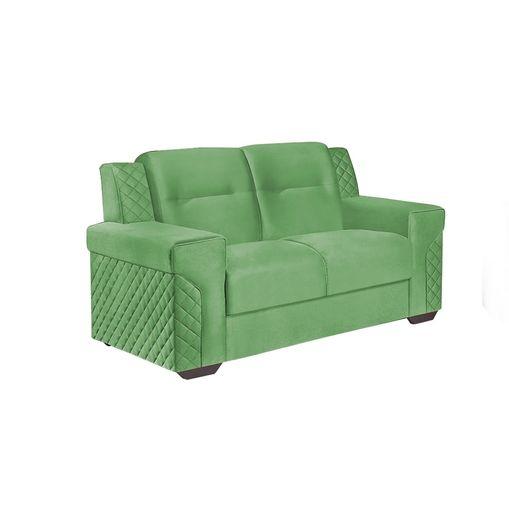 Sofa-2-Lugares-Verde-em-Veludo-150m-Fuller