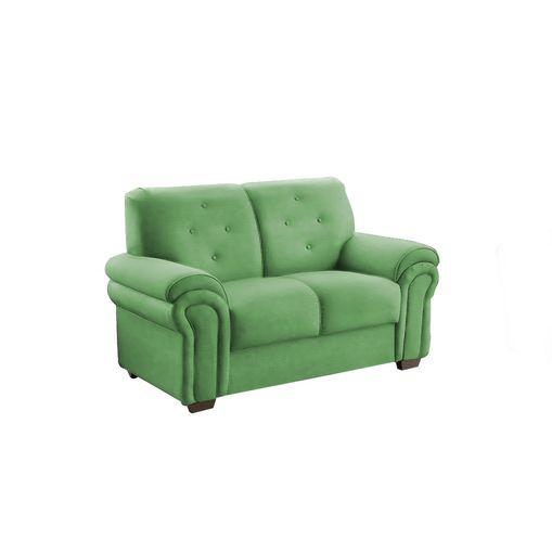 Sofa-2-Lugares-Verde-em-Veludo-147m-Ohtake