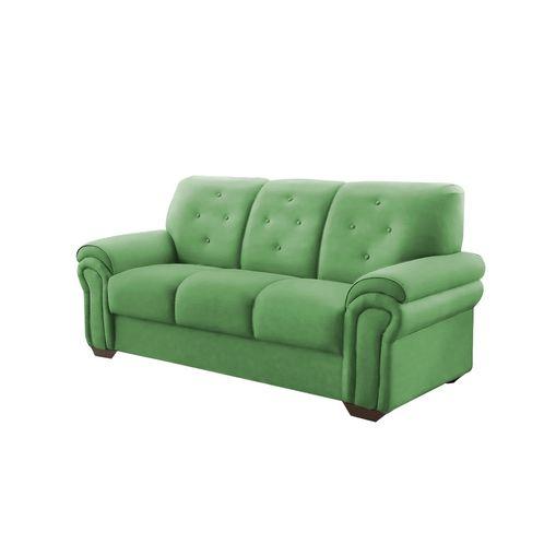 Sofa-3-Lugares-Verde-em-Veludo-193m-Ohtake