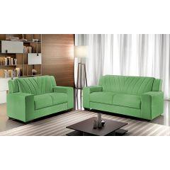 Sofa-3-Lugares-Verde-em-Veludo-191m-Gehry---Ambiente