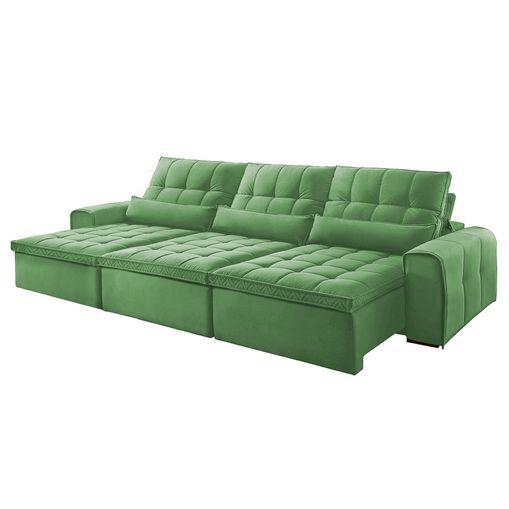 Sofa-Retratil-e-Reclinavel-6-Lugares-Verde-380m-Bayonne