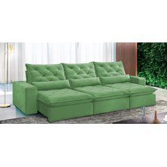 Sofa-Retratil-e-Reclinavel-6-Lugares-Verde-410m-Jaipur---Ambiente