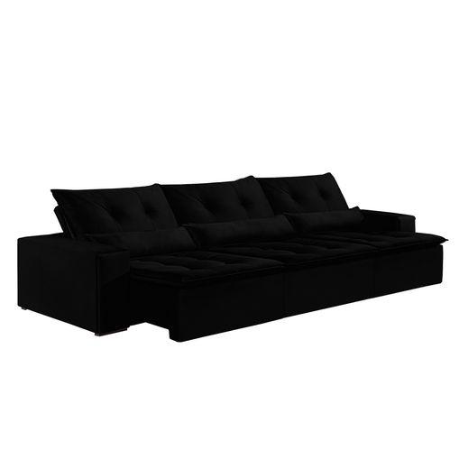 Sofa-Retratil-e-Reclinavel-5-Lugares-Preto-350m-Bjarke