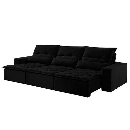 Sofa-Retratil-e-Reclinavel-5-Lugares-Preto-350m-Reidy